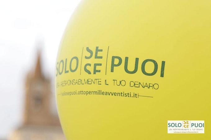 """""""Solo Se Puoi"""" Prevenzione e informazione in tour"""